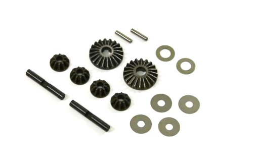 Team C Racing T08633 Differential Gear Set - 1