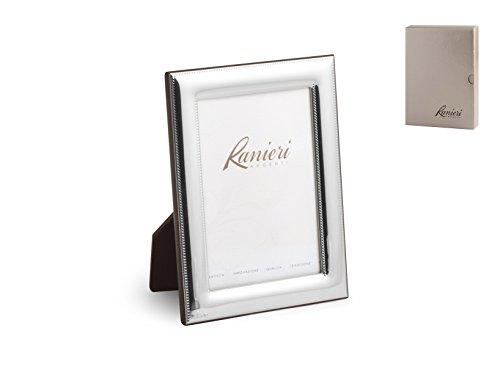 RANIERI Portafoto argento cm 6x9 Cornici e specchi