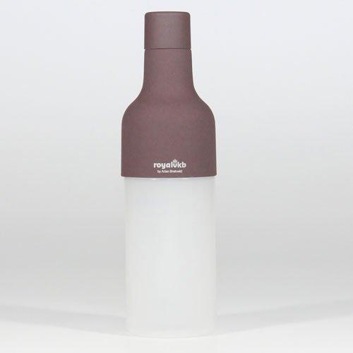SQUEEZE BOTTLE Flasche für Saucen Dunkeltaupe Royal VKB