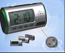Innovative Krish Products Digital Clock CameraKrish Brand Model No.066