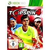"Top Spin 4von ""2K Games"""
