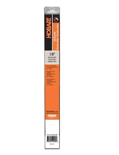 Hobart H722844-RDP 1/8-Inch 4043 Aluminum Electrodes
