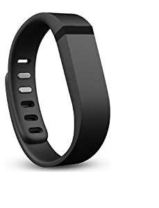 Replacement Wrist Band for Fitbit Flex (Black, Large)