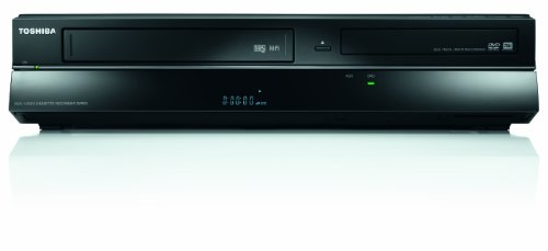 Toshiba DVR20 Digital DVD Recorder and VCR with Freeview (New for 2013)