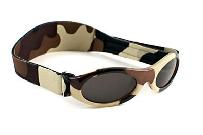 Banz Adventurer Baby Sunglasses - Brown Camo