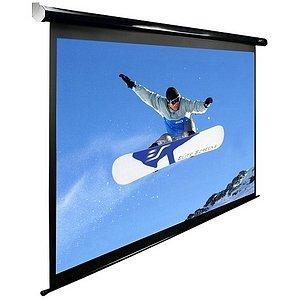 """Elite Screens Vmax150Uwv2 Vmax2 Electric Projector Screen (150 Inch Diagonal 4:3 Ratio 90""""Hx120""""W)"""