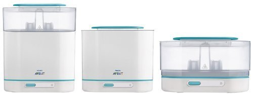 Avent 3-in-1 Electric Baby Bottle Steam Sterilizer