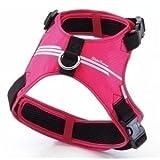 ペティオ (Petio) スマートラインソフトハーネス L (大型犬)  ピンク
