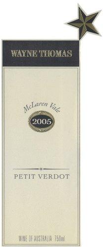 2005 Wayne Thomas Fleurieu Petit Verdot 750 Ml