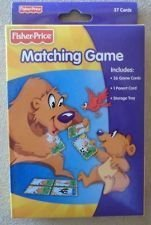 Fisher Price Matching Game - 1