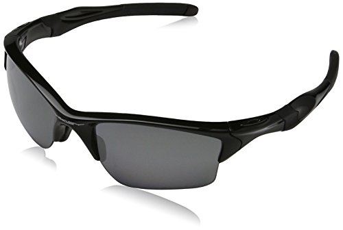 오클리 선글라스 Oakley Half Jacket 20 XL Polarized Sunglasses,Polished Black Frame/Black Iri