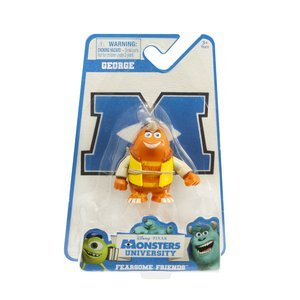 Monsters University Fearsome Friends George