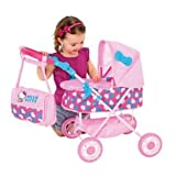 Hello Kitty Bella Doll's Pram.
