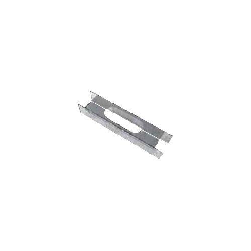 "Duravent 4Gwfs 4"" Inner Diameter - Type B Oval Gas Vent - Double Wall - Firestop, Aluminum"