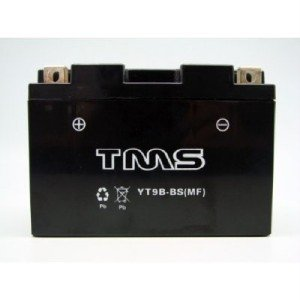 Yt9B-4 Yt9B-Bs Yt9Bbs Gt9B-4 Ct9-B4 Yt9B4 Motorcycle Atv Scooter Agm Battery For Yamaha Yzf-R6 Rs6 Yzf-R7 Yp400 Yfm70R Raptor 700