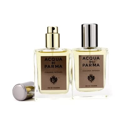 Acqua Di Parma Colonia Intensa Eau De Cologne Travel Spray Refills For Men 2X30ml/1Oz