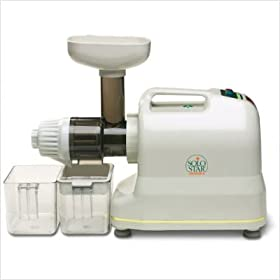 Solo Star-II Single-Auger Juicer