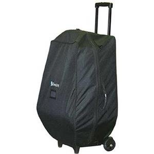 Portable Massage Chair Carry Case with Wheels & Easy Carry Handle