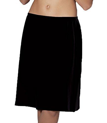 Doreanse Underwear Knielanger Damen Unterrock Jupon Frauen Unterkleid günstig online kaufen