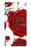 YOUNiiK Styling Skin Sticker Cover Sony Ericsson W995i - Magic Roses