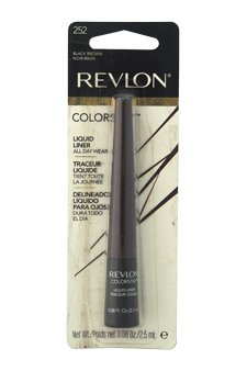 Revlon Colorstay Eyeliner With Softflex, Charcoal 204, 0.1 O