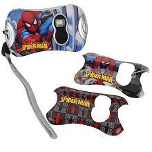 Digital Camera Spider-Man