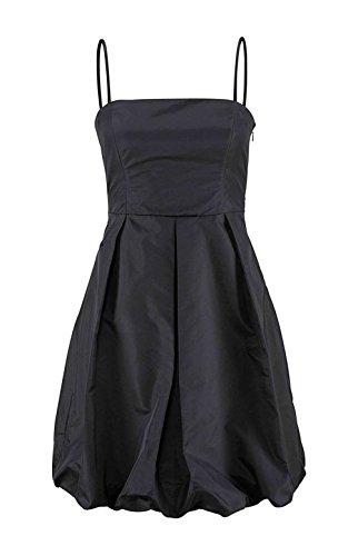 Bruno Banani Kleid Abendkleid Ballonkleid schwarz (44, schwarz)