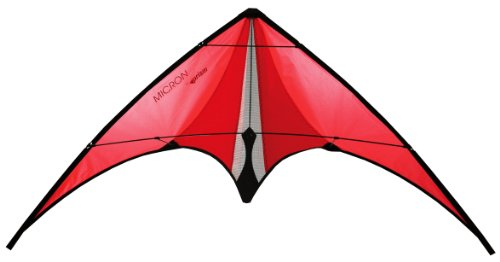 Prism Micron Stunt Kite, Orange