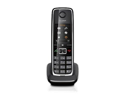 Gigaset C 530 H Telefono Cordless, Nero
