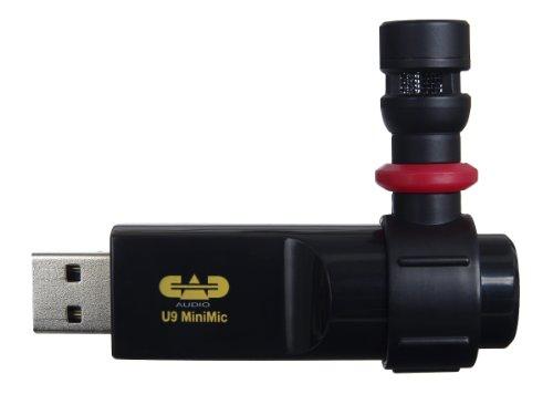 CAD Audio U9 Condenser Microphone, Omni - 1
