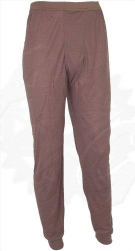 Military Issue Base Layer Lightweight polypropylene Long Underwear Bottom XLarge
