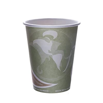 Eco-Products EVOLUTION WORLD 24% PCF HOT DRINK CUPS, 12 OZ