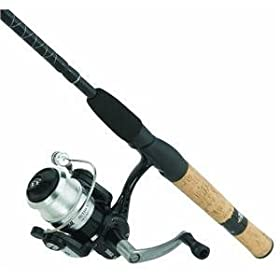 Zebco 33 Spincast Fishing Combo