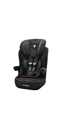 Seggiolino auto Nania I-Max SP - linea Ferrari Black