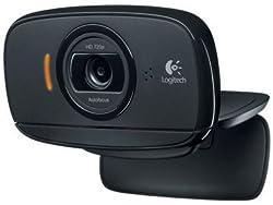 Logitech Webcam B525 Hi-Speed USB 2.0 Certified Effective Sensor Resolution 2 Mp