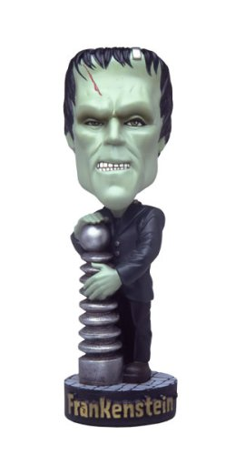 Picture of Sideshow Universal Monsters Frankenstein Bobble Head Figure (B0023AQK0O) (Sideshow Action Figures)
