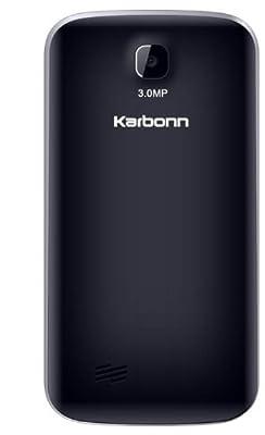 Karbonn A52 (Black-Silver)