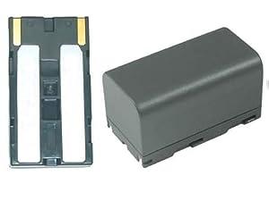 7.40V,3700mAh,Li-ion,Replacement Camcorder Battery for SAMSUNG VM-C170, VM-C300, VM-C3700, SAMSUNG SC-L, SC-W, VM-A, VM-B, VP-L, VP-M, VP-W Series, (Fits selected models only),Compatible Part Numbers: SB-L110A, SB-L160, SB-L320