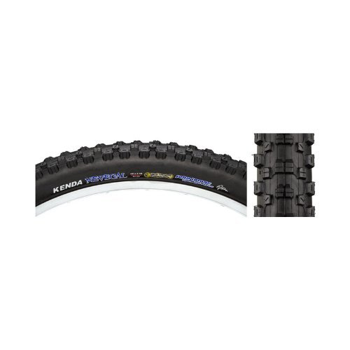Kenda John Tomac Signature Series Nevegal Mountain Bike Tire (DTC, Folding, 26x2.1)
