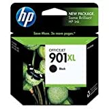 HP 901XL Black  Ink Cartridge in Retail Packaging (CC654AN#140)