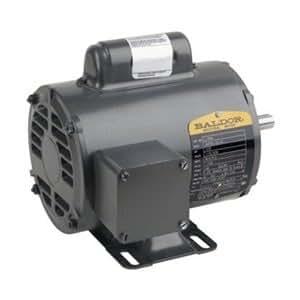 Baldor L1430t General Purpose Ac Motor Single Phase 184t