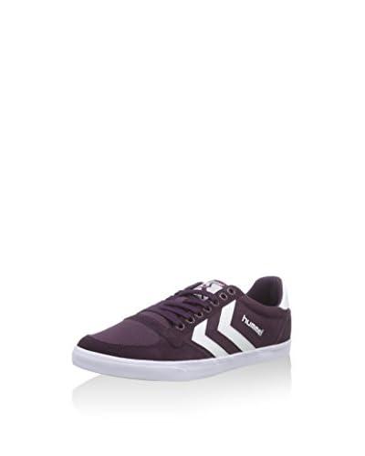 hummel Sneaker Sstadil White Cheveron [Prugna]