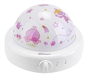Little Boutique Baby Night Light - Princess