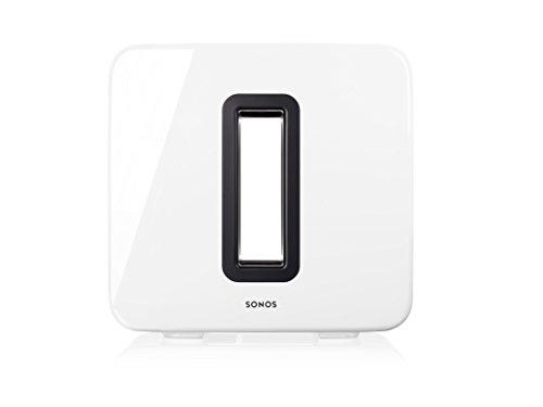 Sonos SUB Wireless Subwoofer (White)