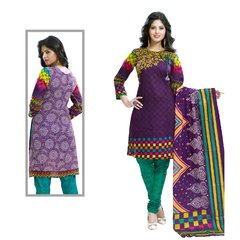 Shaily Retails Women's Cotton Unstiched Dress Material