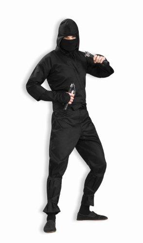 Men's Deluxe Ninja Costume,