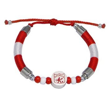 Bracelets - Colombia Soccer Team AMERICA DE CALI-