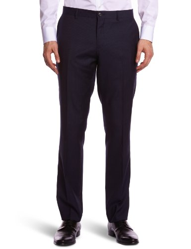 Selected - Pantalone, uomo, Blu (Bleu (Blue)), 52- FR