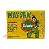 Maysan Malaysian Curry Sauce - 12 Boxes