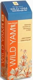 Wild Yam Gel - Extra Strength, 2 oz ( Multi-Pack)